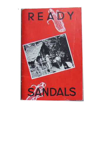 Image for Ready Sandals  The Story of the Year 1952