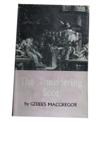 Image for The Thundering Scott.