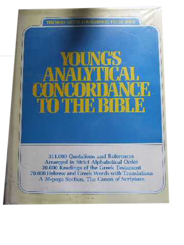 Image for Analytical Concordance to the Holy Bible.