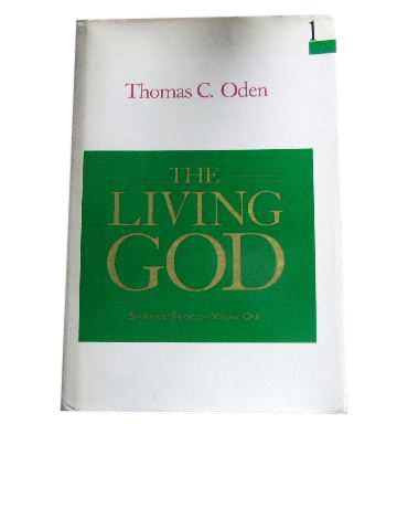 Image for The Living God  Systematic Theology Volume One