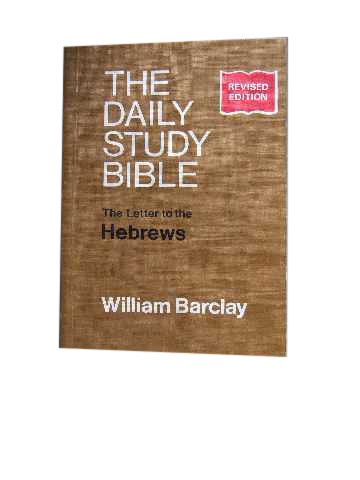 Image for The Letter to the Hebrews  (The Daily Study Bible)