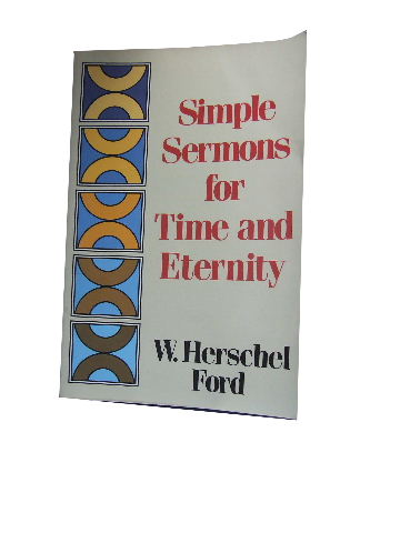 Image for Simple Sermonfor Time and Eternity.