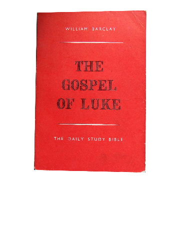 Image for The Gospel of Luke.