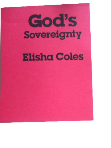 Image for God's Sovereignty.
