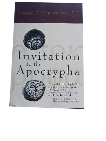 Image for Invitation to the Apocrypha.