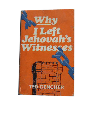 Image for Why I Left Jehovah's Witnesses.