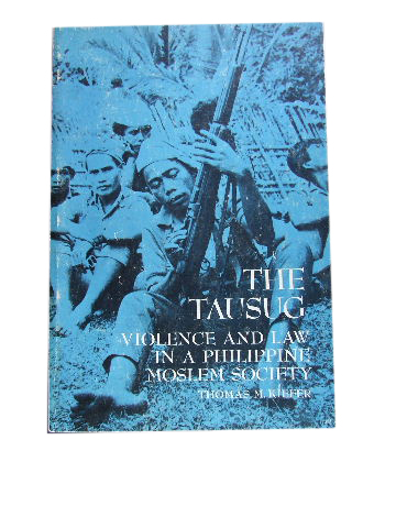 Image for The Tausug  Violence and Law in a Philippine Moslem Society