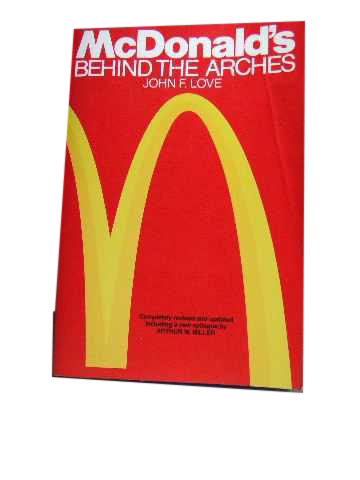 Image for McDonalds  Behind the Arches