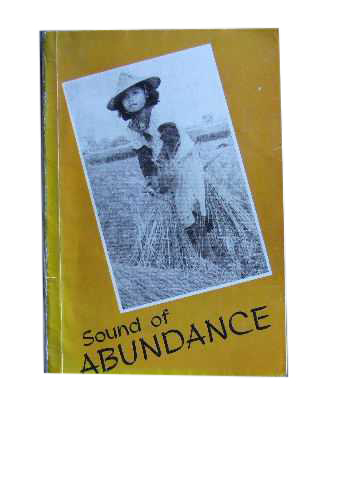Image for Sound of Abundance  The Story of the Year 1953
