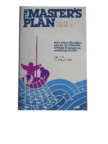 Image for The Master's Plan for Making Disciples  How every Christian can be an effective witness through an enabling church