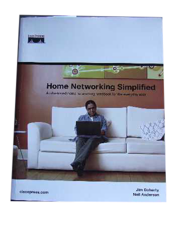 Image for Home Networking Simplified  An illustrated home networking handbook for the everyday user