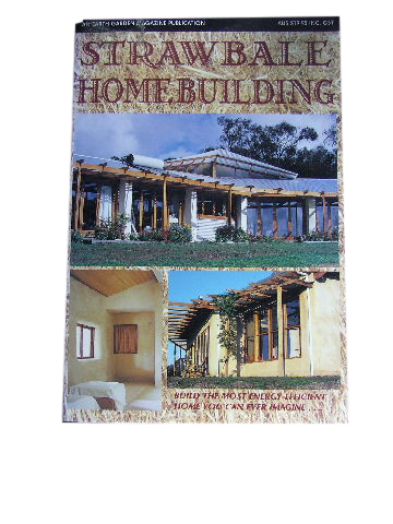 Image for Strawbale Homebuilding.