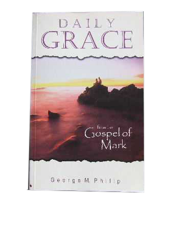 Image for Daily Grace from Gospel of Mark.