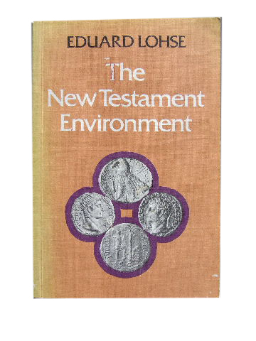 Image for The New Testament Environment.