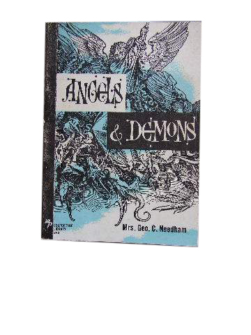 Image for Angels and Demons.