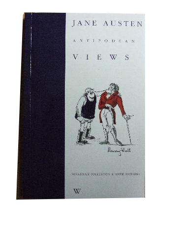 Image for Jane Austen Antipodean Views.