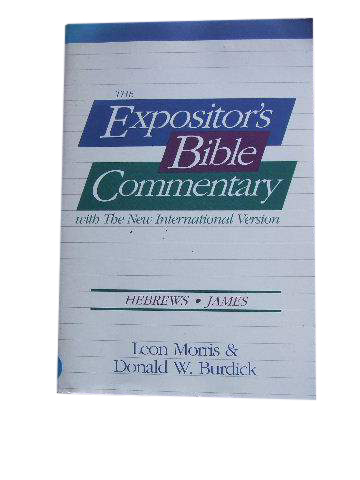 Image for Hebrews & James (The Expositor's Bible Commentary.