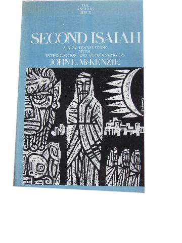 Image for Second Isaiah  (The Anchor Bible)
