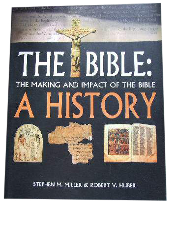 Image for The Bible: A History  The Making and Impact of the Bible