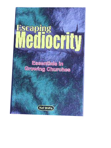 Image for Escaping Mediocrity.
