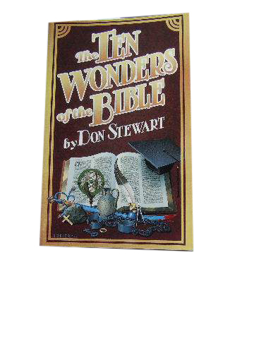 Image for The Ten Wonders of the Bible.