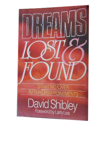 Image for Dreams Lost and Found.