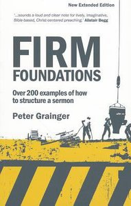 Image for Firm Foundations.