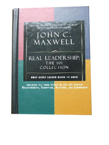 Image for Real Leadership  The 101 Collection