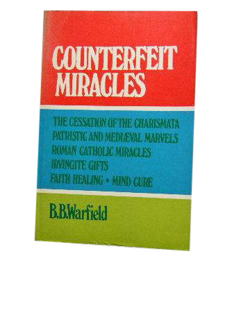 Image for Counterfeit Miracles.
