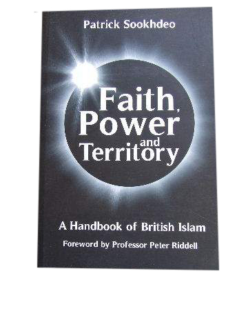 Image for Faith, Power and Territory  A Handbook of British Islam
