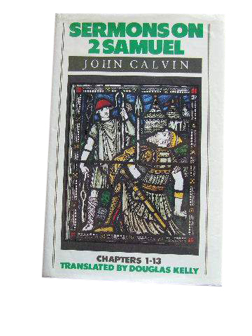 Image for Sermons on 2 Samuel (1 - 13)  Translated by Douglas Kelly