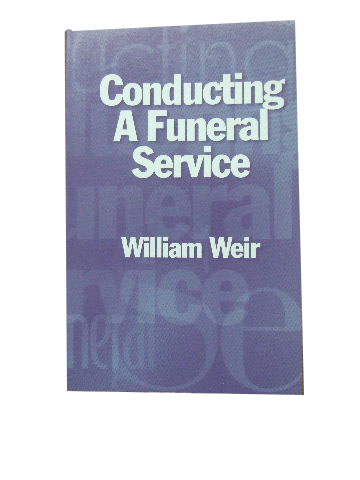 Image for Conducting a Funeral Service.