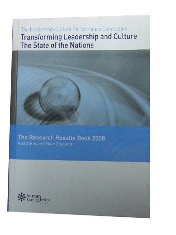 Image for Transforming Leadership and Culture The State of the Nations  The Leadership Culture Performance Connection