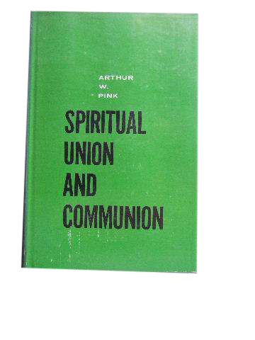 Image for Spiritual Union and Communion.
