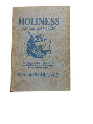 Image for Holiness  The False and the True