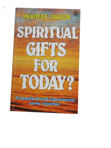 Image for Spiritual Gifts for Today?