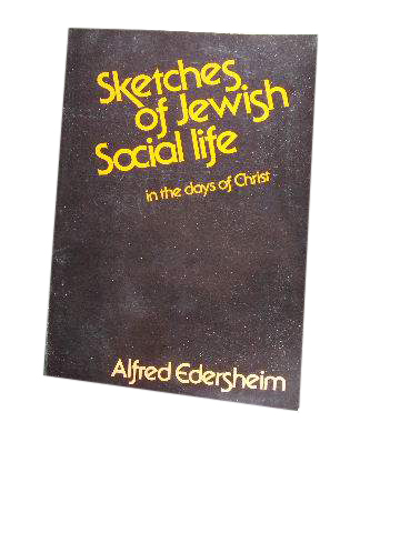 Image for Sketches of Jewish Social Life: Updated Edition.