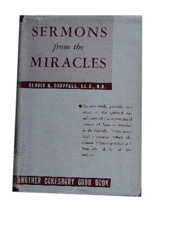 Image for Sermons from the Miracles.