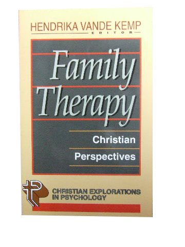 Image for Family Therapy  Christian Perspectives