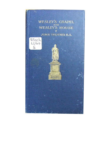 Image for Wesley's Chapel and Wesley's House.