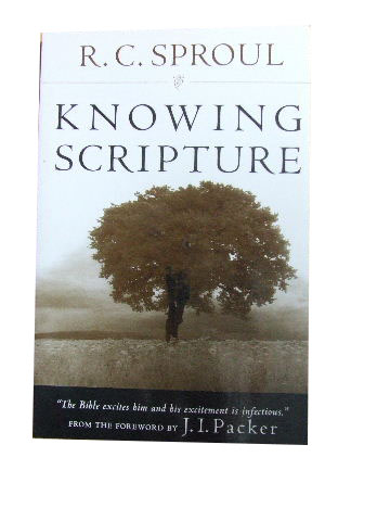 Image for Knowing Scripture.
