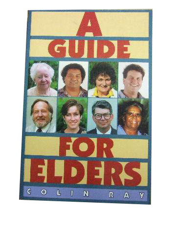 Image for A Guide for Elders.