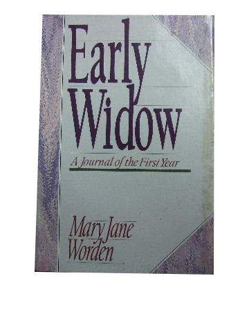 Image for Early Widow: Journal of the First Year.