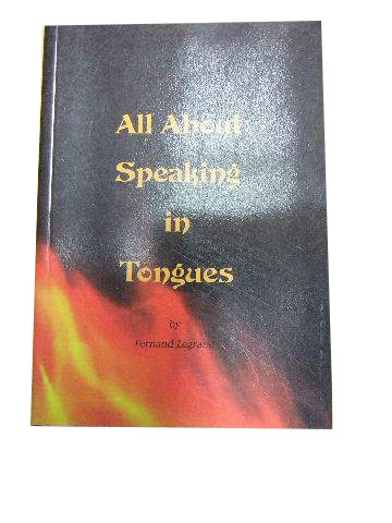 Image for All About Speaking in Tongues.
