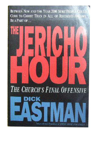 The Jericho Hour  The church's final offensive