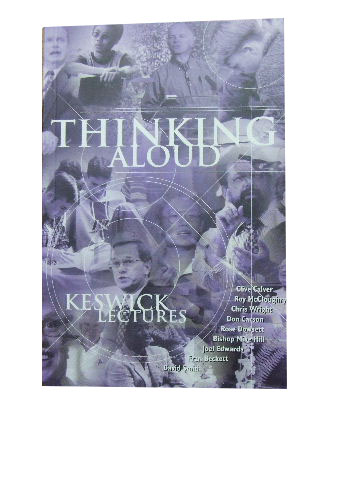 Image for Thinking Aloud  Keswick Lectures