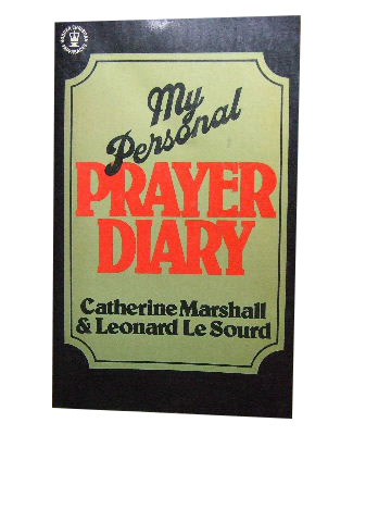 Image for My Personal Prayer Diary.