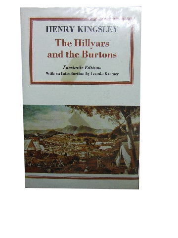 Image for THe Hillyars and the Burtons  A Story of Two Families