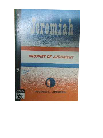 Image for Jeremiah Prophet of Judgment.