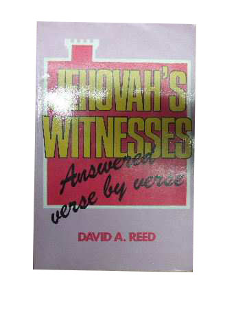 Image for Jehovahs Witnesses. Answered Verse by Verse.